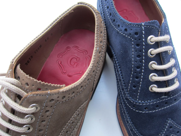 英国の老舗靴ブランド【GRENSON ...