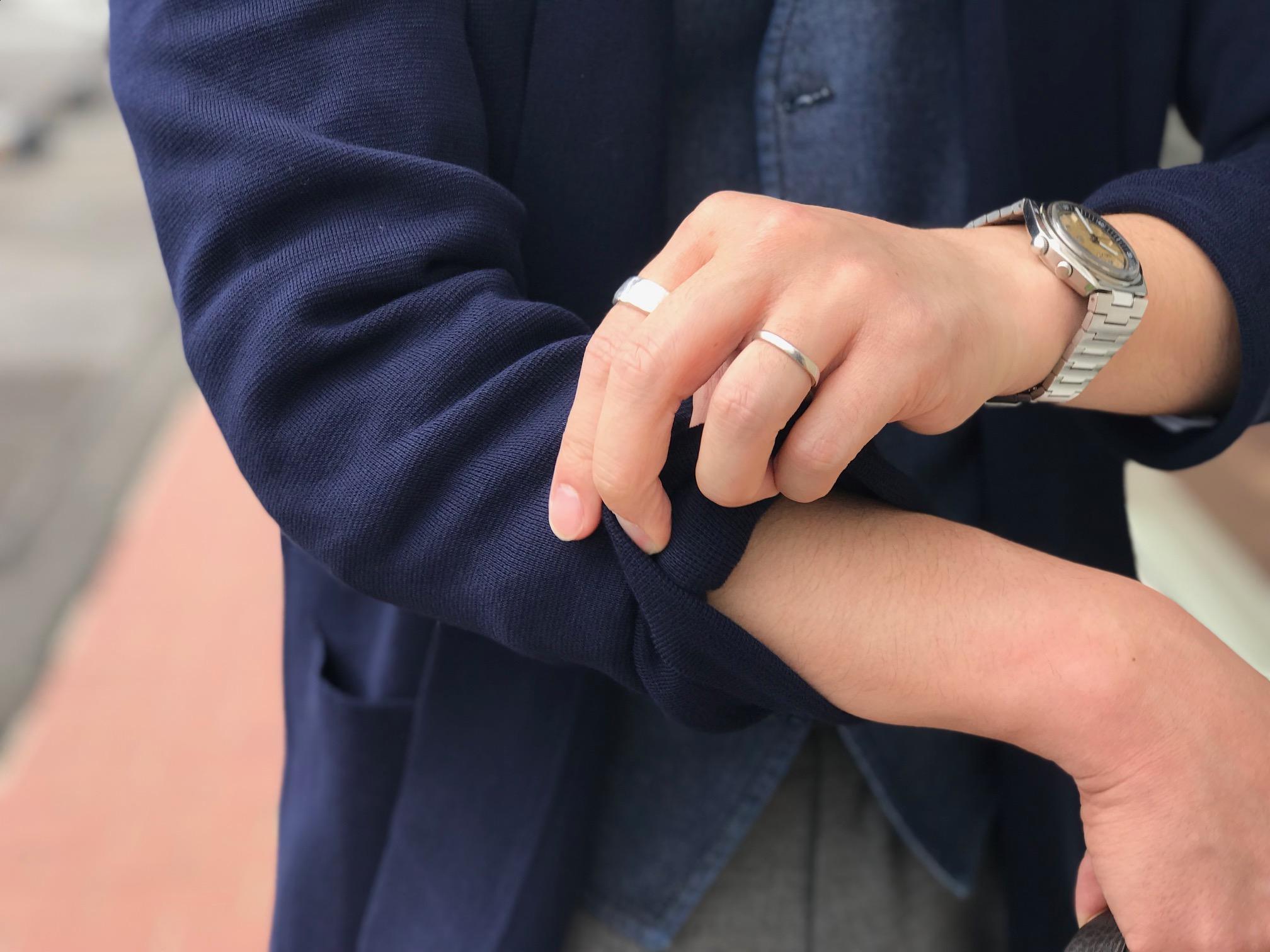 カーディガン以上ジャケット未満の便利な羽織りもの! 【Gran Sasso】ミラノリブ編みボタンレスカーディガン!!