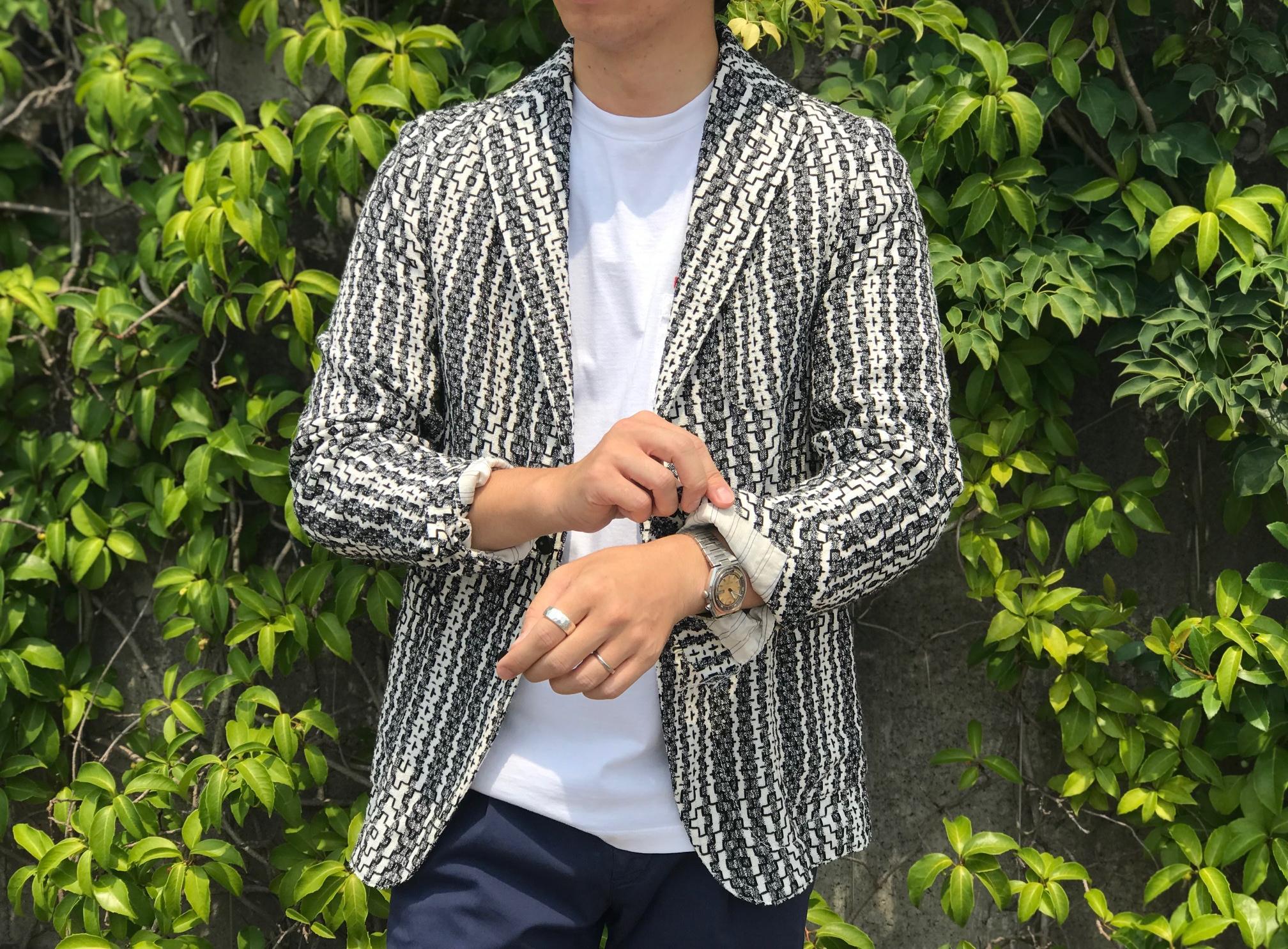 袖を通せば頬が緩むかも?! 【THE GIGI】の気楽なジャケット3型!!
