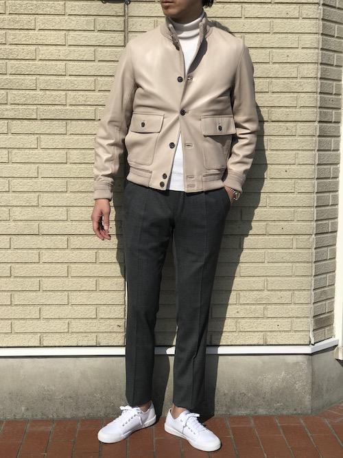 TPOと季節の垣根を超えるワイドレンジモデル! VIGANOのウォッシャブル&コンフォート ウールパンツ!!