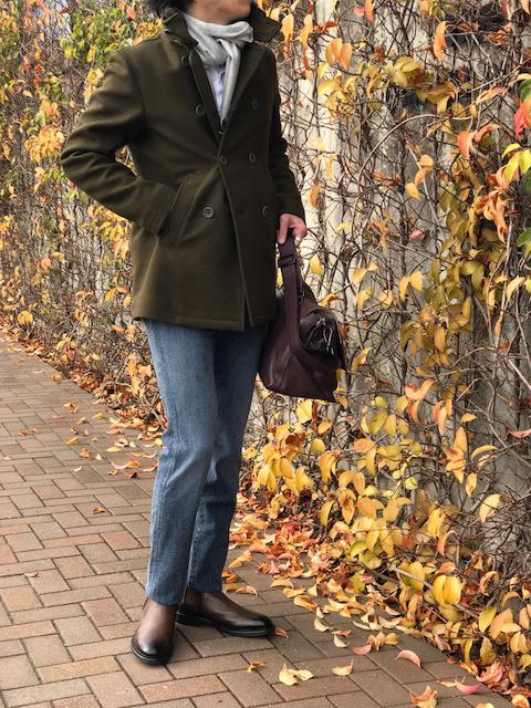 冬のトリップスタイル! 【HERNO】「PE0013U」取り外しファー付き立ち襟Pコート!!